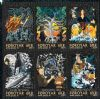 Faroe Islands SG407-412 2001 Nordic Myths and Legends 6v set complete unmounted mint